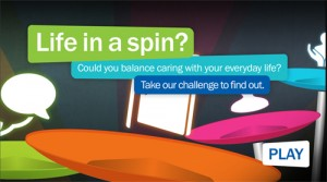life_in_a_spin_landing_page