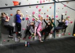 Harrogate Young Carers Climbing Trip Feb 2020